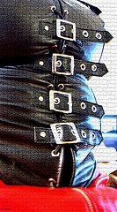 Buckle Leather